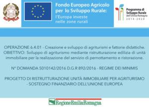 fondi europei corte dei ciliegi